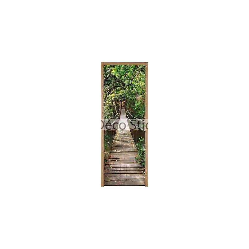 Adesivo per Porta Semplice Gateway 83x204cm Ref 205 66c84579b3a8