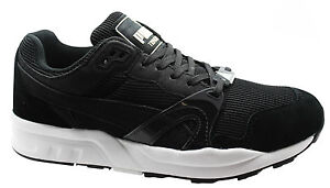 Puma Trinomic XT 1 Plus Mono Scarpe Sportive Uomo Unisex scarpe Pizzo Nero