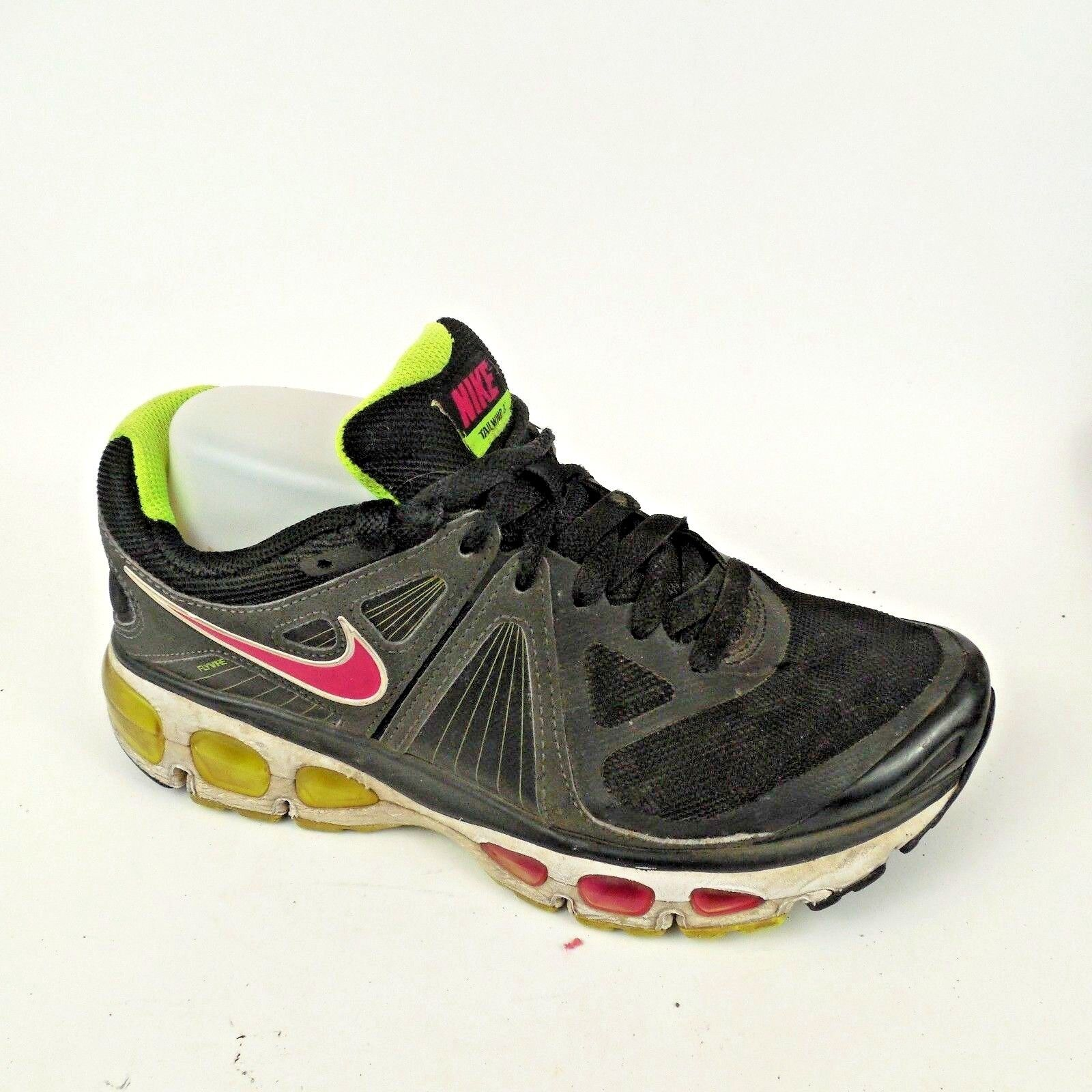 Nike Air Max Tailwind 4 Black Fireberry Running Shoes Women 7.5 M 453975-067 GUC The latest discount shoes for men and women