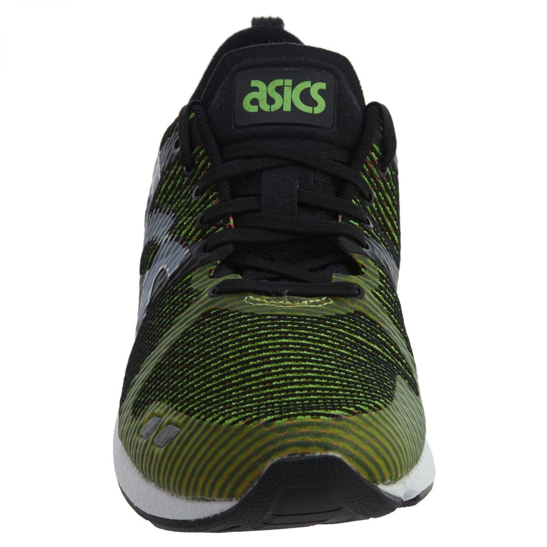 Asics Asics Asics GEL-Lyte One Eighty Mens HN6C1-8873 Gecko Grün Running schuhe Größe 10 923340