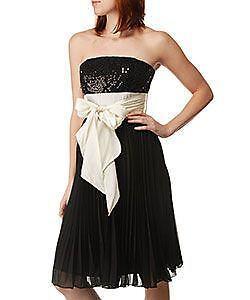 NWT BETSEY JOHNSON EVENING DEpurpleH PLEATED DRESS6 sale