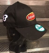 ARIC ALMIROLA  43 ~ New Era 9FORTY NWT ~ ARMOUR 2015 RICHARD PETTY NASCAR  Hat 361ad8b5e8a9