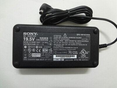 Genuine Original VGP-AC19V18 150W For Sony VAIO 19.5V 7.7A PCG81312L AC Adapter