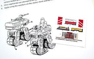 CUSTOM DIE CUT STICKERS For VINTAGE STAR WARS MTV MTV MULTI - Star wars custom die cut stickers