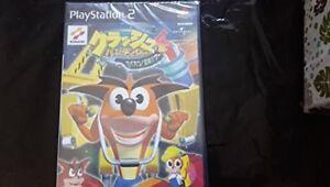 UsedGame-PS2-Crash-Bandicoot-4-Japan