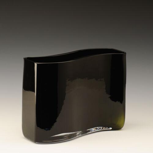 New Nuance P.E.J Danmark Black S-Vase by Kai Hansen