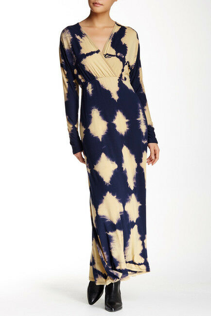 Go Couture Washed Modal Maxi Dress--Size S
