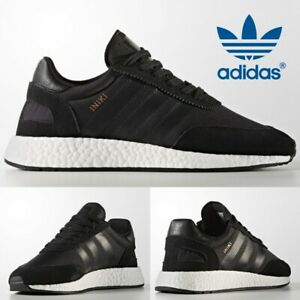 Details about ADIDAS INIKI RUNNER NMD SHOES ULTRA BOOST R1 MENS BLACK HAMBURG SNEAKERS BY9730