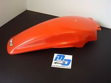 UFO Motocross Rear Fender Mudguard Honda CR 125 250 1985 - 1999 CR Orange