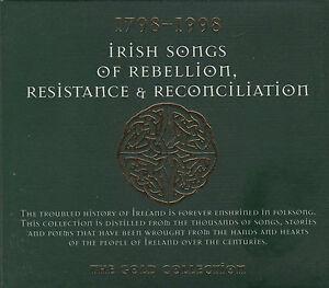 1798-1998: Irish Songs of Rebellion, Resistance & Reconciliation - 2 CD-Box - Berlin, Deutschland - 1798-1998: Irish Songs of Rebellion, Resistance & Reconciliation - 2 CD-Box - Berlin, Deutschland
