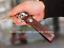 Spaltring clave anillo plano 30//38 mm interior//aussendruchmesser