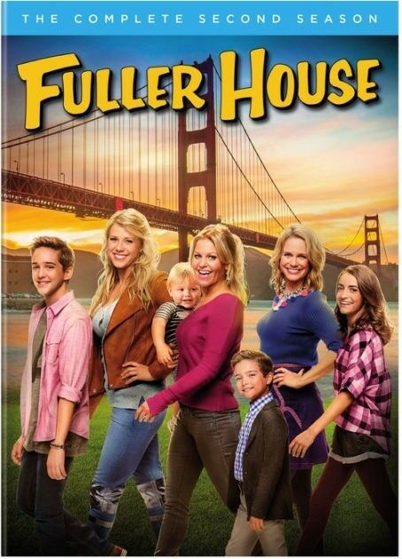 Fuller House: The Complete Second Season (DVD, 2017) NEW