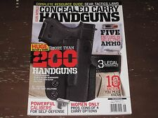 "GUN WORLD'S ""CONCEALED CARRY HANDGUNS"" MAGAZINE~~SPRING 2013~~FREE SHIPPING!!!"
