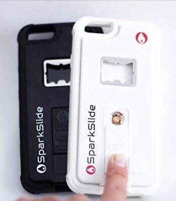 hot sale online 16d7d c59ba (2) iPhone 6 and 6+ Multifunctional Cigarette Lighter Bottle Opener Phone  Case | eBay