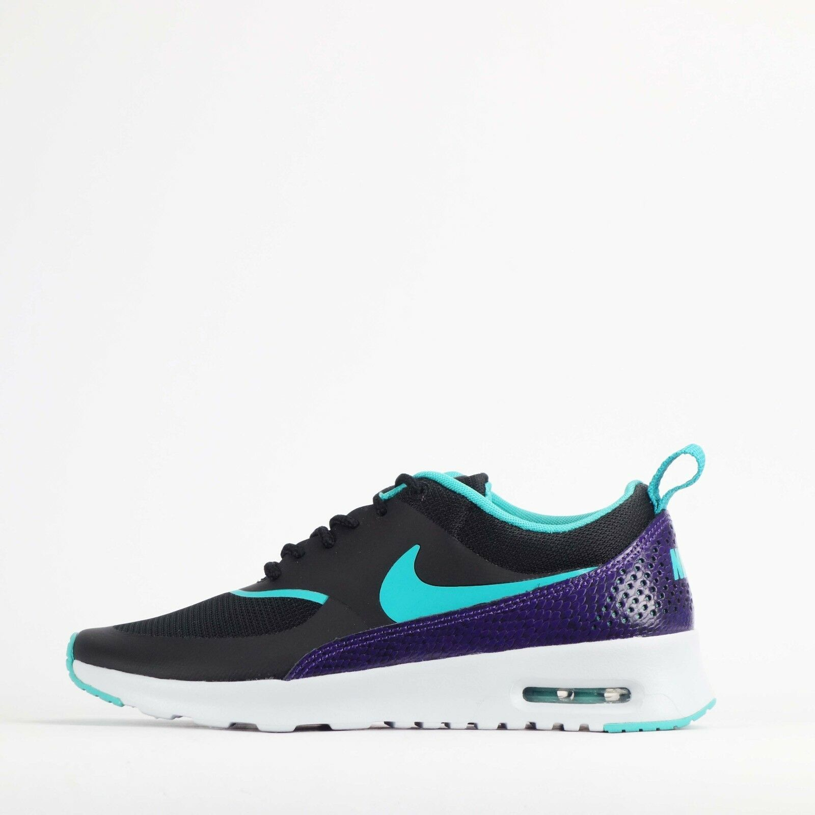 Nike Air Max Thea Premium Womens shoes Black Dusty Cactus