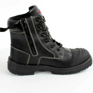Blackrock-Advance-Victor-Safety-Boots-Zip-Up-Waterproof-Mens-Work-Shoes-SF85