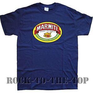 T-shirt Da Uomo Marmite hvFOFOCO