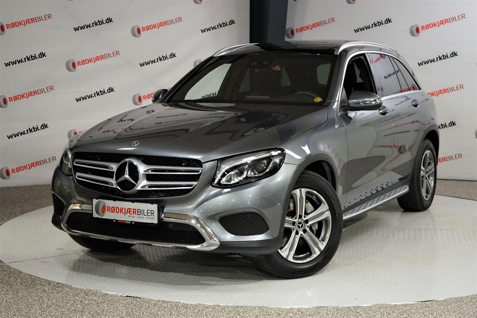 Mercedes GLC220 d 2,2 aut. 4Matic 5d - 3.666 kr.
