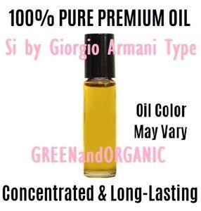 Si Giorgio Armani Type Eau De Parfum 10 Ml Or 13 Oz Travel Perfume