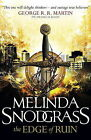 The Edge of Ruin by Melinda Snodgrass (Paperback, 2014)