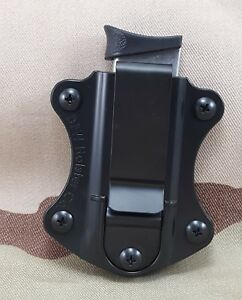 Smith-amp-Wesson-Bodyguard-380-Compatible-Mag-Pouch-Magazine-Holster-IWB-OWB