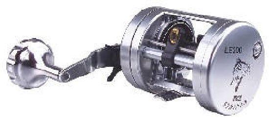 Tica LE200 Caiman Striper Baitcasting Reel 8436