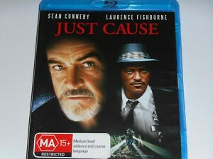 JUST-CAUSE-THRILLER-BLU-RAY-LIKE-NEW-REGION-B-FREE-POST-SEAN-CONNERY