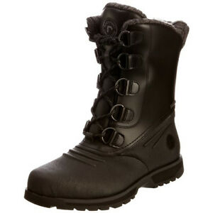 8730aa7f328 Details about ROCKPORT LUX LODGE K72200 BLACK MENS LUXURY HIGH WATERPROOF  BOOTS HYDRO-SHIELD
