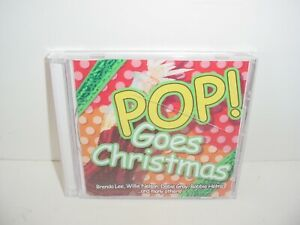 Pop Goes Christmas by Various Artists CD, Mar-2009