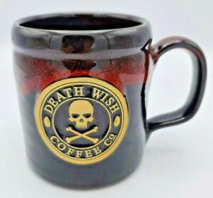 Death-Wish-Coffee-Mug-2016-Camper-Deneen-Pottery