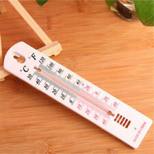 Wall Thermometer - Indoor/outdoor Garden Greenhouse Home Office Room ...