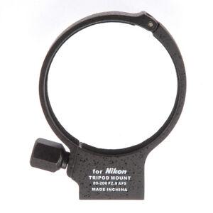 Tripod-Collar-Mount-Ring-for-NIKON-AF-S-80-200mm-f-2-8D-F2-8-D-Zoom-Lens-Black
