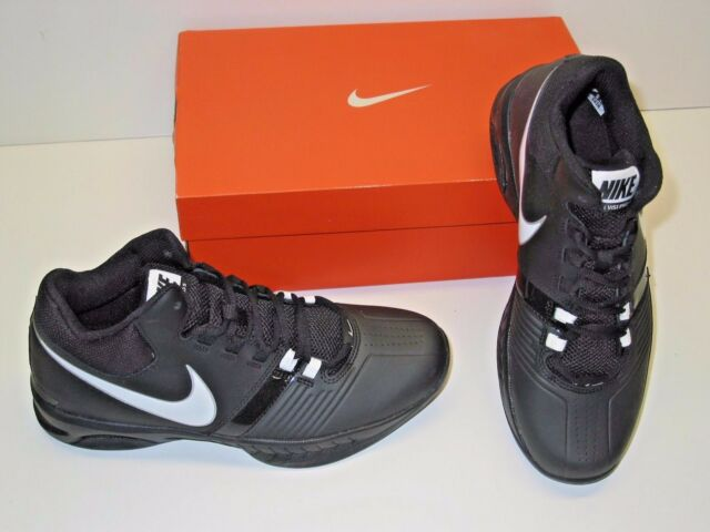 fa02f15911 Frequently bought together. Nike Air Visi Pro V 5 Basketball Black   White  Athletic Sneakers Shoes Mens 11