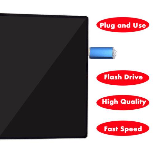 10pcs USB Flash Drive 1GB 2GB 4GB 8GB 16GB Rectangle Memory Stick Thumb Pendrive