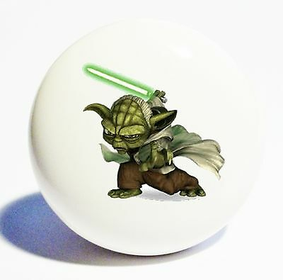 STAR WARS HOME DECOR CERAMIC KITCHEN  KNOB DRAWER CABINET PULL