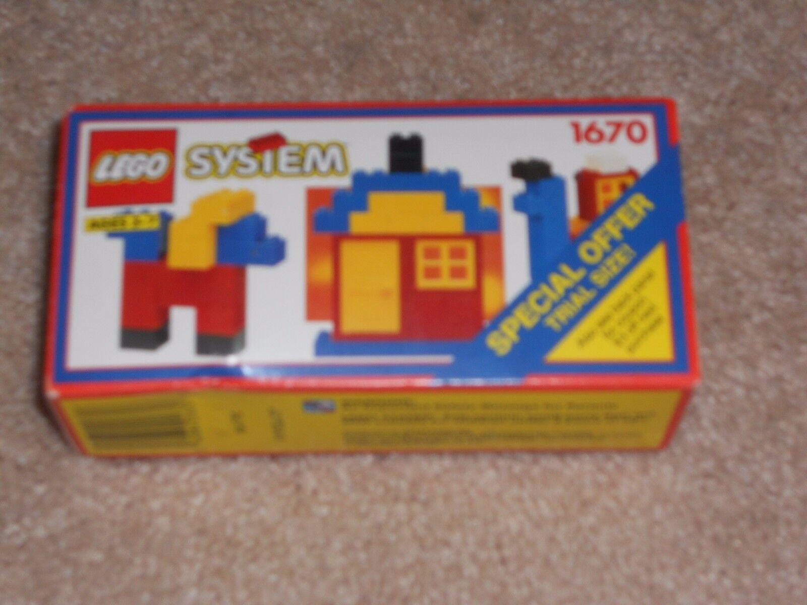 NEW LEGO SYSTEM Vintage set set set 1992 NIB 09ed71