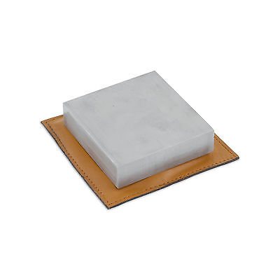 4inch x Beadsmith 5inch Metal Steel Bench Block For Jewellery Making