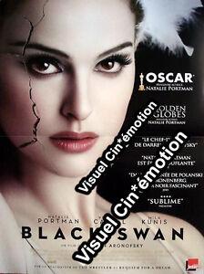 Affiche-40x60cm-BLACK-SWAN-2011-Natalie-Portman-Mila-Kunis-Cassel