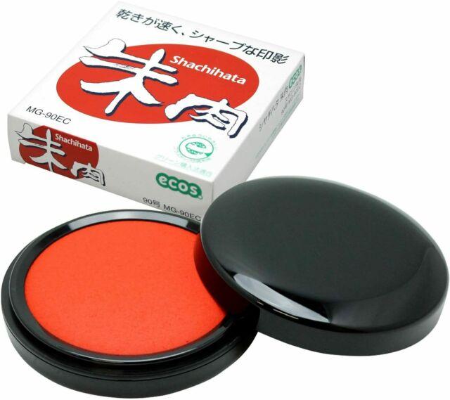 Shachihata ink pad Ecos MG-90EC 90 No.