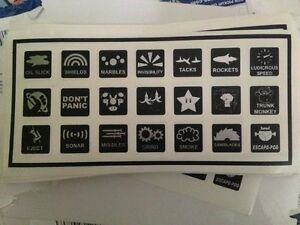 VW-Blank-Button-Stickers-Funny-Decals-Seat-Eject-Missiles-Oil-Audi-Golf-Mk5-M6