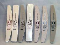 Organic Nails Files Or Generic Brand. Limas Profesionales De Uñas. Pro Files.