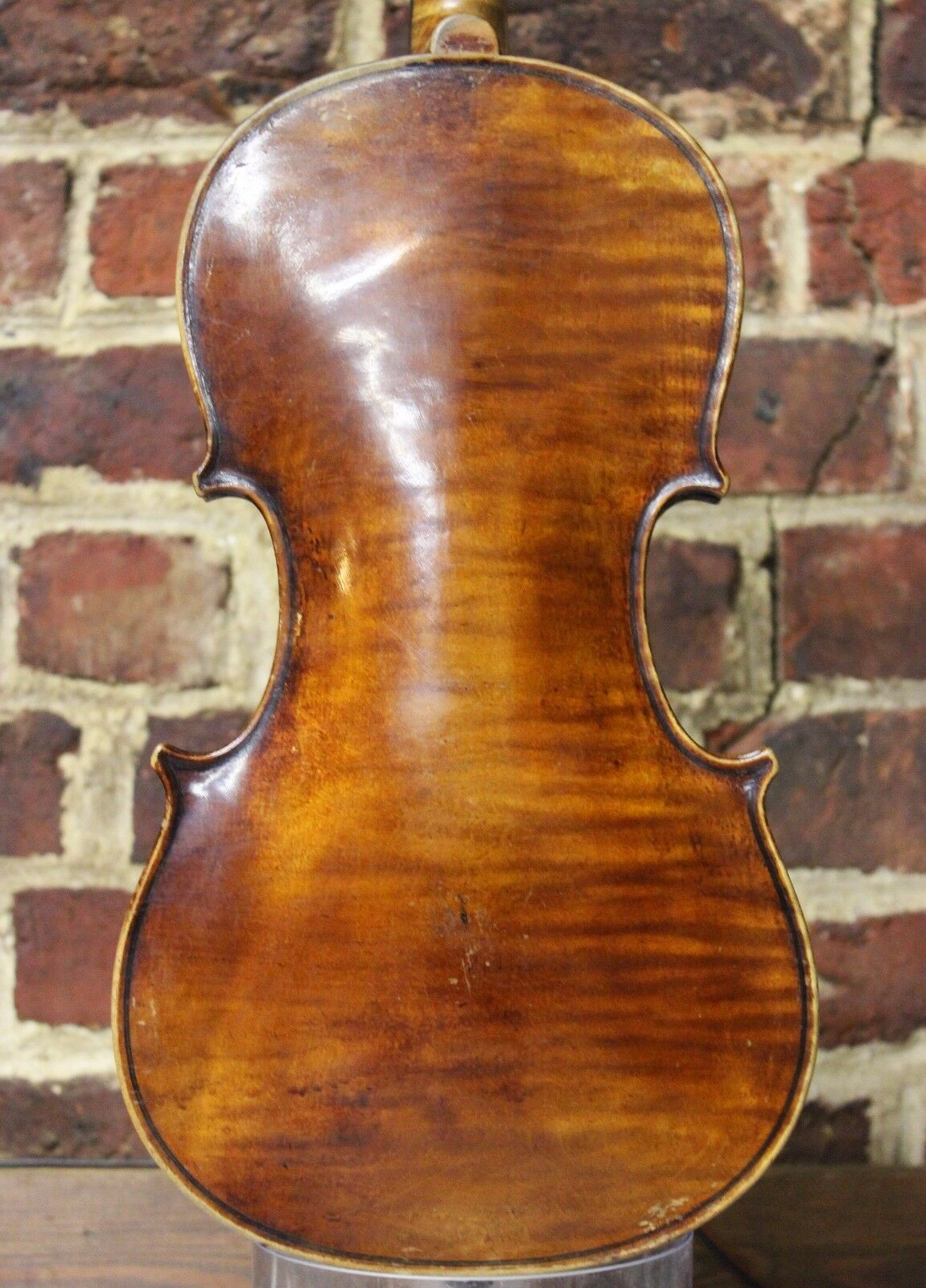 A Very Interesting Old Violin