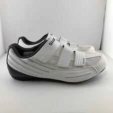 New Shimano Sh-RT5W Professional Cycling Women/'s Shoe White Size 7.5