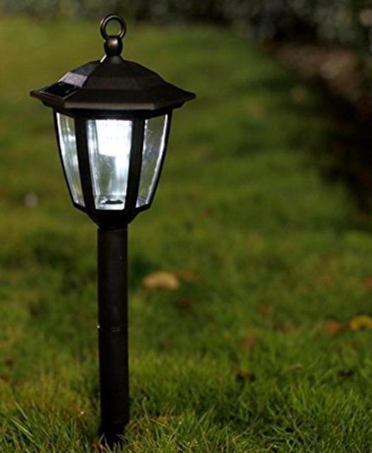 Outdoor Shepard Hanging Solar Lights