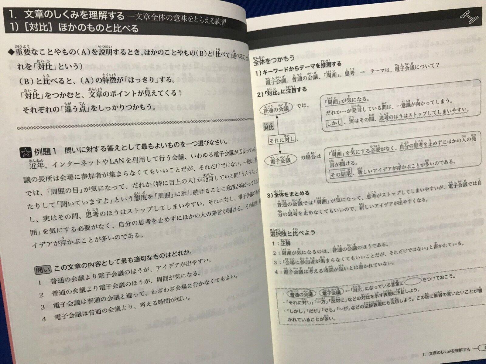 Limited time offer 50 JLPT N2 Reading Shin Kanzen Master ...