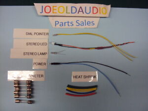 Harman-Kardon-430-Replacement-Lamp-Kit-Replaces-Stereo-Meter-Dial-amp-Power-Lamps