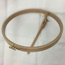 "Hardwicke Manor 8.5/"" x 5//16/"" Embroidery Hoop Birch hardwood"