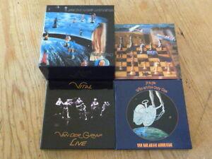 Details about Van der Graaf Generator:(4) Japan Mini-LP Promo Box(es)[no cd peter hammill QNaX