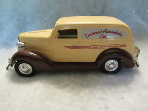 Details About Eastwood Automotive Limited Edition 1937 Chevrolet Sedan Delivery Bank W 10