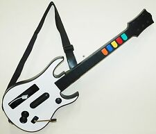 NEW Nintendo Wii/Wii-U Rock Band 3 GUITAR ONLY Controller green day 2 Beatles